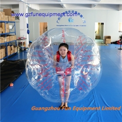 1.35m bumper ball for kids