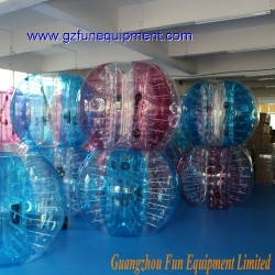 Bumper ball /bubble ball factory in China