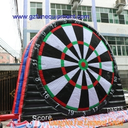 5m Double side Foot dart inflatable