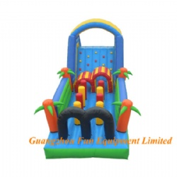 kids fun inflatable obstacle for sale