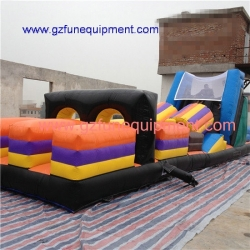 Inflatable challenge sport games for kids