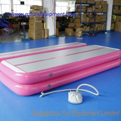 Inflatable gym mat / air track for sport for sale