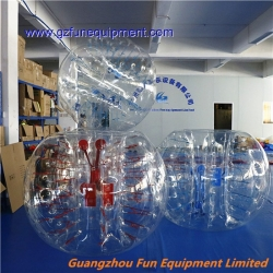 4ft kids bubble football / human ball enhanced the straps last 2-3years