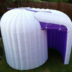 inflatable led igloo